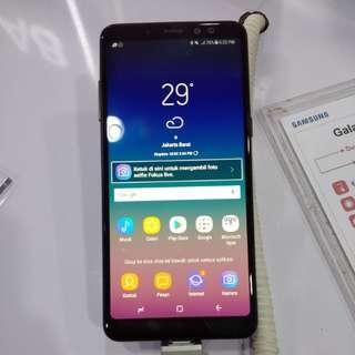 Samsung Galaxy A8+ Cicil Tanpa Kartu Kredit Proses 3 Menit Tanpa Jaminan