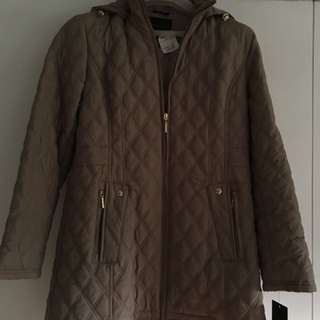 Brand New Lady's waterproof trench coat