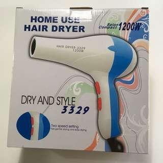 Hair Dryer // Pengering Rambut