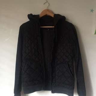 Hurley black jacket