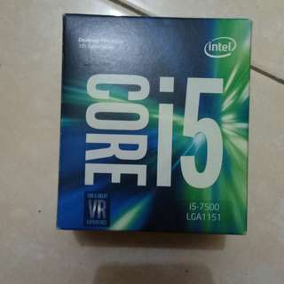 Processor Intel i5 7500 Socket 1151