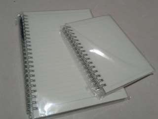 BUNDLE OF 2 MUJI STYLE NOTEBOOKS(LINED) WITH ROPE