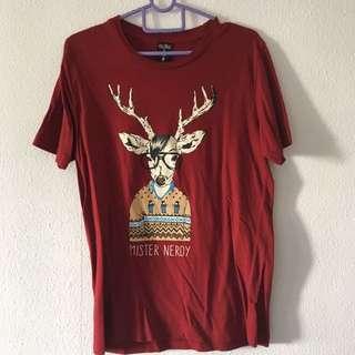 Mr Nerdy Christmas Tshirt