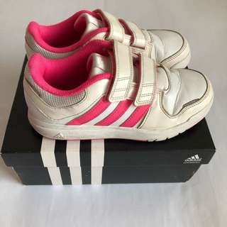 Adidas girls shoes