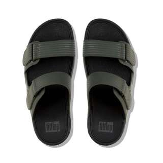 8eb65964fe40 FitFlop Men s GOGH™ Moc Adjustable Pool Slide Sandals