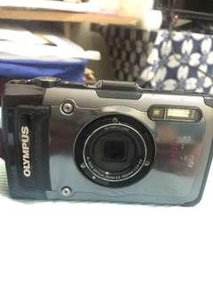 Kamera Olympus 12 MP underwater