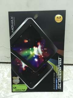 全新 Momax screen protector 保護貼 for Samsung galaxy tab