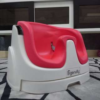 Baby Base 2-in-1™ Seat - Red