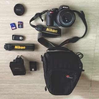 For Sale Nikon d5100