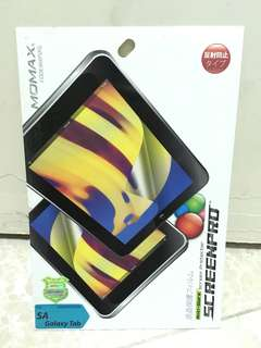 全新 Momax screen protector 磨砂 保護貼 for Samsung galaxy tab