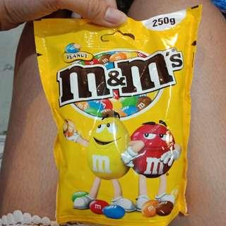 M&ms Peanut 250g