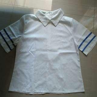 Korean white clothes