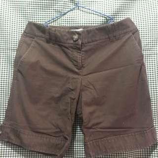 Repriced Ann Taylor Brown Shorts