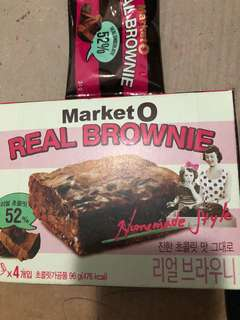 In Stock MarketO Real Brownie