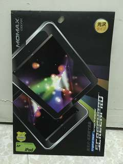 全新 Momax screen protector 保護貼 for apple iPad