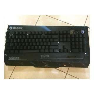 Keyboard Sades Blademail