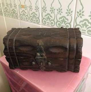 西班牙木盒子