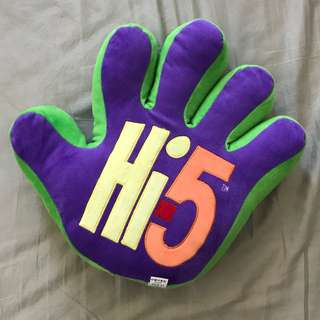 Hi-5 Plush Toy