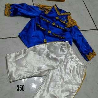 Royal prince costume for baby