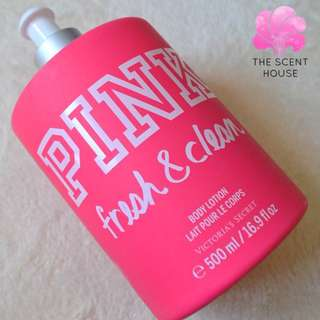 Victoria's Secret FRESH AND CLEAN Body Lotion