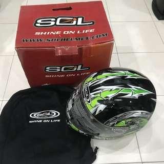 Helmet SOL