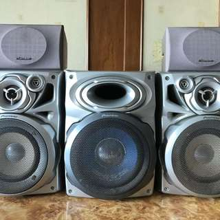 Pioneer retro speakers 🔈🔉🔊