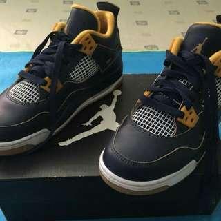 "Jordan 4 Retro ""Dunk From Above"""