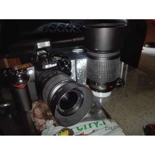 Nikon D90 (body only) Shutter count 7000