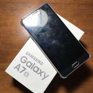 Samsung a7 2016 gold bsd