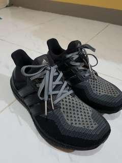Adidas ultraboost gradient black