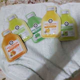 Happy Bath made in Korea fruit