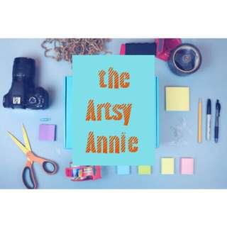 SURPRISE BOX: THE ARTSY ANNIE FEEL GOOD BOX