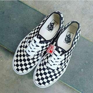 Vans Auyhentic checkerboard
