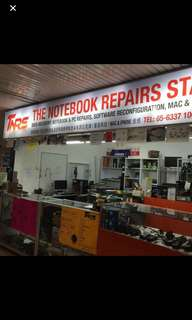 Notebook & Computer Repairs