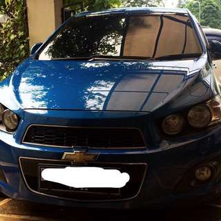 Tangan I, Wanita, TP, All New Aveo, AT,1.4 LT, 2014 Nov