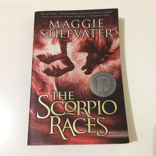The Scorpio Races -Maggie Stiefvater