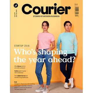 Courier Magazine: Dec/Jan 2018