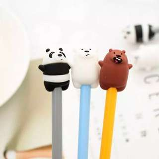 We Bare bears pen 🐻