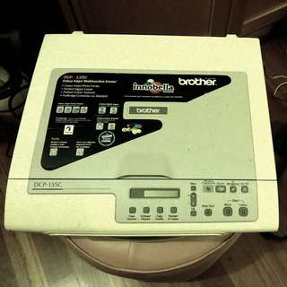 Brother printer scanner DCP-135C