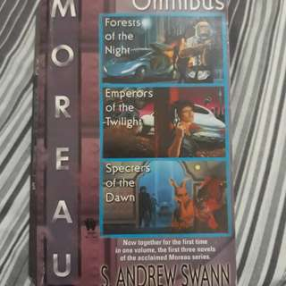 Moreau Omnibus by S. Andrew Swann