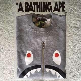 BAPE SHARK CREWNECK