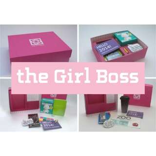 SURPRISE BOX: THE GIRL BOSS FEEL GOOD BOX