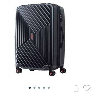 American Tourister Black Luggage