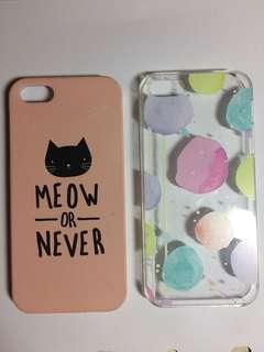 Phone cases iPhone 5/5s