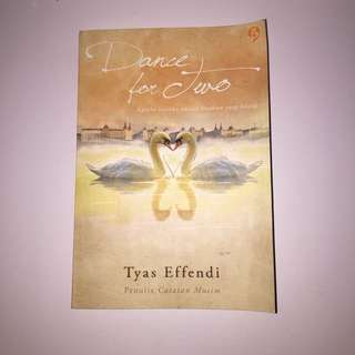 Novel Dance For Two by Tyas Effendi