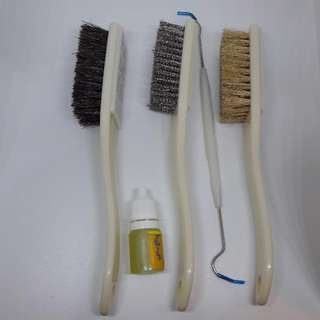 Bodhi Seed Brush Maintenance