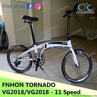 FNHON TORNADO 11 Speed
