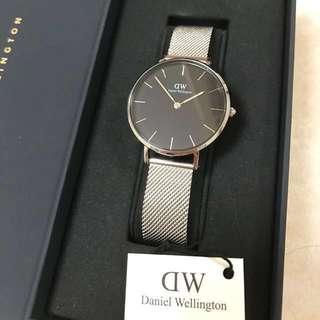 Daniel Wellington Classic Petite Sterling 32mm Watch