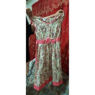 Floral Dress 3XL