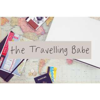 SURPRISE BOX: THE TRAVELLING BABE FEEL GOOD BOX